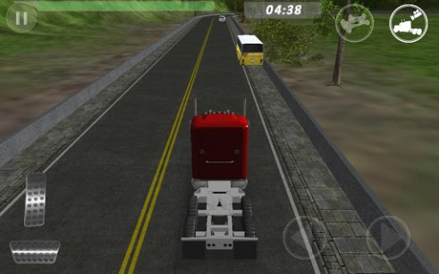 Truck Driver Racing