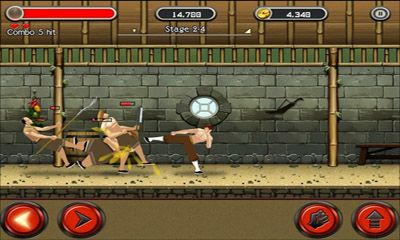 Kung Fu Quest: The Jade Tower на Android