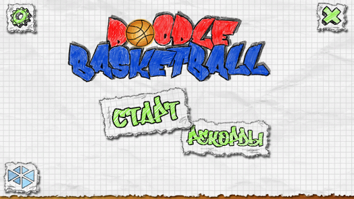 Doodle Basketball на Android