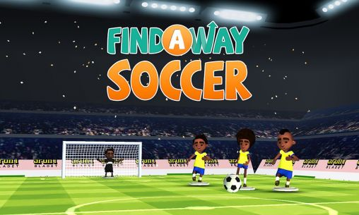 Играть в Find a way Soccer