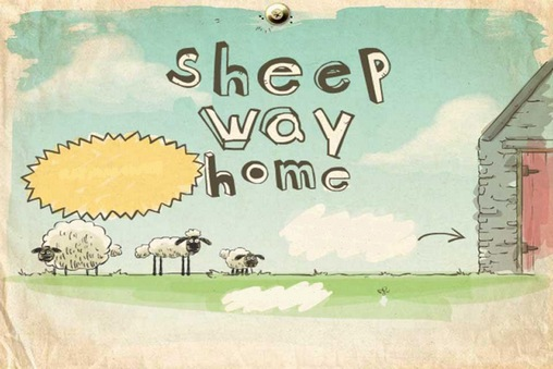 Sheep way home для Андроид