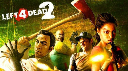 Left 4 dead 2 на Android