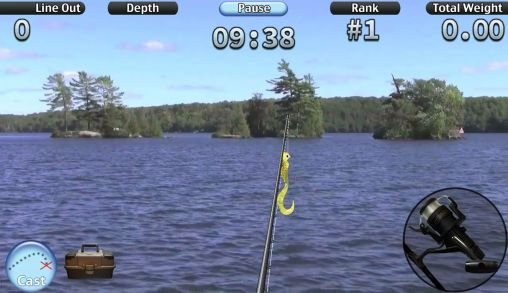 iFishing 3 (Рыбалка 3) на Android