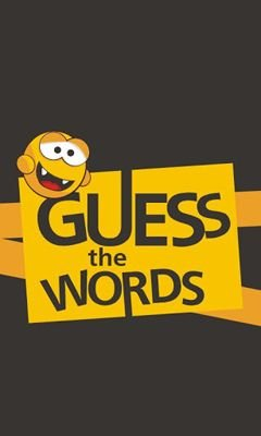 Guess The Words (Угадай Слова)