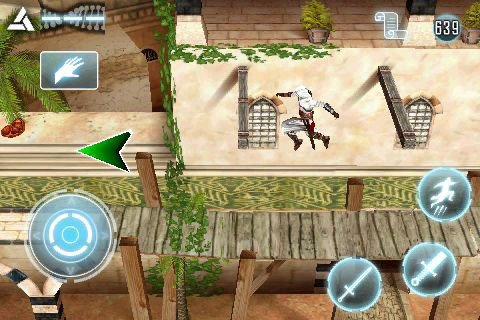 Assasins Creed: Altairs Chronicles на Android
