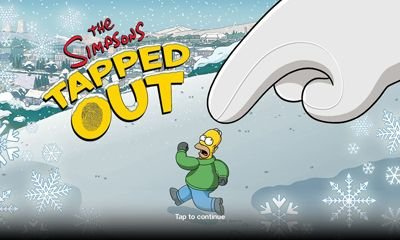 Симпсоны: Переворот (The Simpsons Tapped Out)