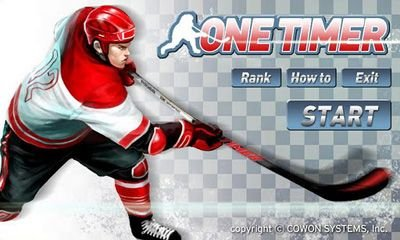 Ice Hockey - One Timer (Хоккей)